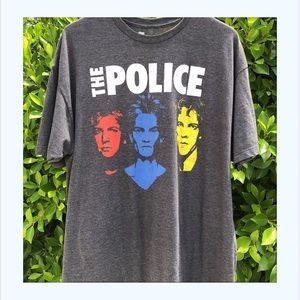 Other - The Police Graphic T Shirt  2XL